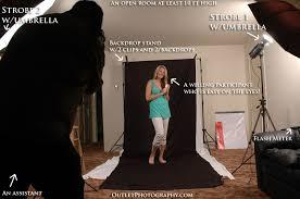 home photo studio basic setup for a home photography studio