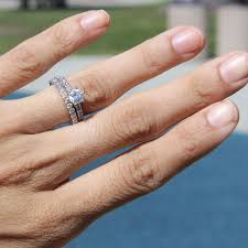 engagement finger rings images Diamond dermal piercings in lieu of engagement rings are trending jpg