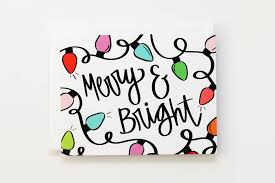 holiday greeting cards etsy
