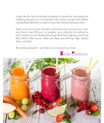 smoothies recipes from raw food trailblazers by brian rossiter