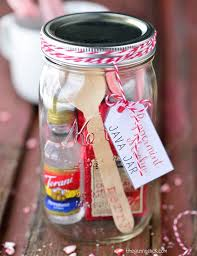 gifts in a jar diy projects craft ideas how to s for home decor