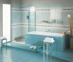 Soft Blue Color Select Blue Theme For The Interior Design Of A Bathroom Will Give