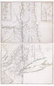 Colonial America 1776 Map by A Superb Map Of Colonial New York Rare U0026 Antique Maps