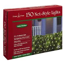 clear net style indoor outdoor lights tree shops andthat