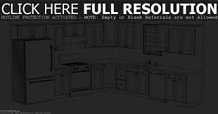 kitchen layout designs kitchen design ideas