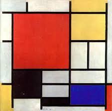 cubism colours a brief visual history of the utopian de stijl movement