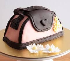 cake purse sugar everything fondant handbag cake