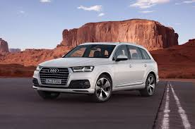 Audi Q7 Off Road - 2017 audi q7 reviews and rating motor trend
