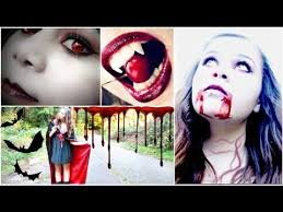 Vampiress Halloween Costumes Diy Vampire Halloween Costume Makeup