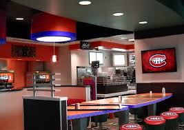 chambre canadien de montreal mcdonald s is opening a montreal canadiens themed restaurant on de