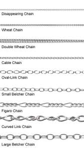 necklace chains styles images 14 best jewelry chain link styles images jewelry jpg