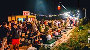 Club Summer Garden - fairytale and party atmosphere at medvedgrad fortress in zagreb