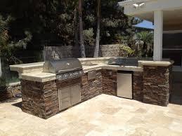Atlas Mediterranean Kitchen - pool spa u0026 backyard remodel baja shelf paving firepit outdoor