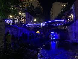 waller creek light show creek show 2017 austin downtown diary