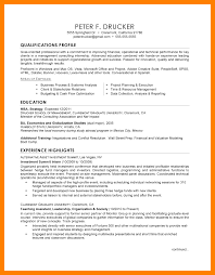Cash Application Resume 6 Mba Application Resume Format New Hope Stream Wood