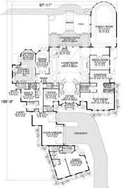 Architectural Plans For Houses by Hacienda Style Homes Spanish Hacienda Floor Plans Unique House