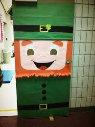 day door decorations patricks day door for classroom easy class room