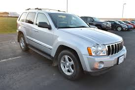 used 2006 jeep grand used 2006 jeep grand for sale kenosha wi 1j4hr58n46c116616