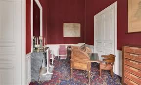 au bureau fontainebleau cabinet de travail de napoléon iii bureau du chef de cabinet
