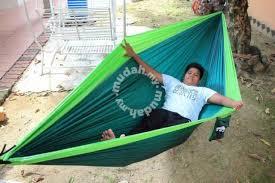 2 person hammock sports u0026 outdoors for sale in kota kinabalu sabah
