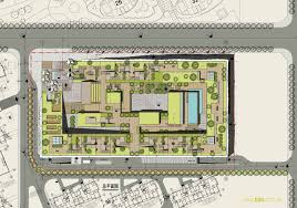Commercial Floor Plan gallery of hangzhou duolan commercial complex bau brearley