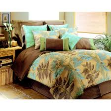 Bahama Bed Set by Tropical Comforter Sets King Size U2013 Home Design And Decor