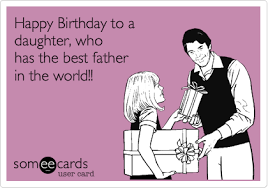 funny birthday cards daughter