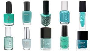top 10 best turquoise nail polish shades