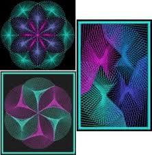Geometric Designs Advanced Embroidery Designs Geometric Design Set