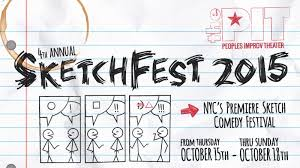 the pit announces submissions for sketchfest 2015