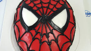 spider man cake how to tutorial dort spiderman návod youtube