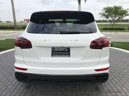 2018 new porsche cayenne platinum edition awd at porsche west