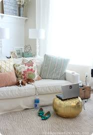 best 25 gold pouf ideas on pinterest gray couch decor budget