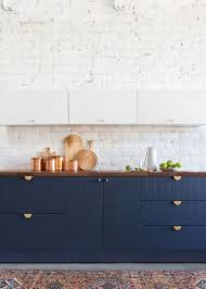 navy kitchen cabinets ideas 40 amazing navy kitchen cabinets for decorating your kitchen