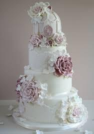 vintage wedding cakes vintage style wedding cakes