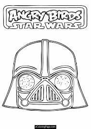 coloring pages printable angry birds star wars coloring pages