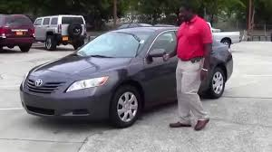 2007 toyota le limbaugh toyota 2007 toyota camry le gray