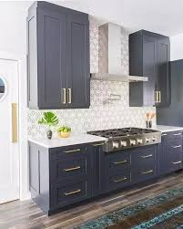 navy blue kitchen cabinet pulls 12 popular hardware ideas for shaker cabinets