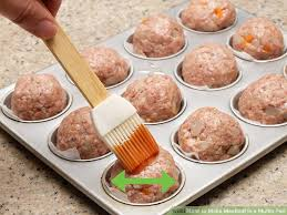 how to make meatloaf in a muffin pan 10 steps with pictures