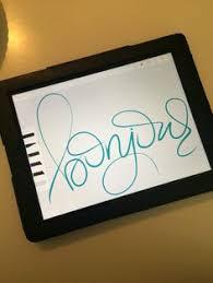 watercolor love app adobe sketch on an ipad pro using an