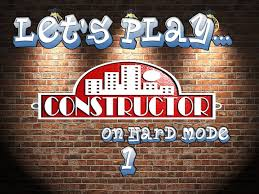let u0027s play constructor hard mode 1 youtube