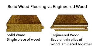 engineered floor vs solid wood floor central