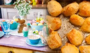 How to cook roast potatoes Roast potato recipe for crispy skin and