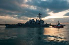 2 top officers of navy ship john s mccain are removed the new