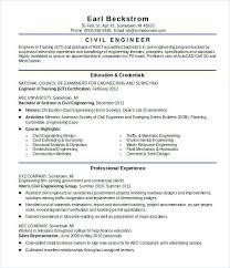 civil engineering technical skills resume engineer project 1 u2013 inssite