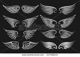 wings free vector stock graphics images