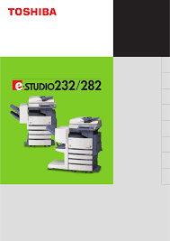 toshiba copier e studio 232 pdf user u0027s manual free download u0026 preview