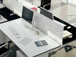 panneau de bureau panneau frontal polycarbonate pour bureaux et bench splc