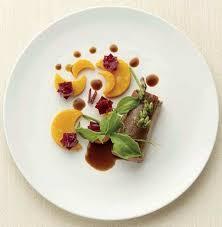stage de cuisine gastronomique filet mignon lomo potimarron jus à la réglisse de