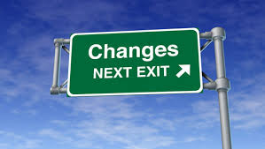 change is in the air next exit change change